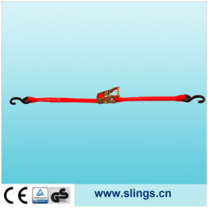 2017 High Quality Cargo Lashing with GS Certificate (4TX10M) pictures & photos