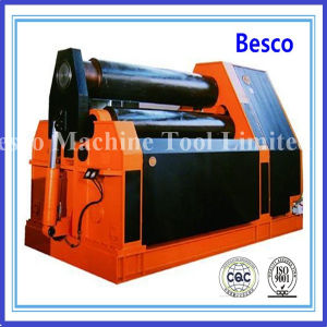 3000mm Hydraulic Roller Plate Bending Machine for Sales pictures & photos