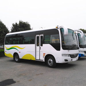 Medium Size 30 Seats Tourist Bus for Sale pictures & photos