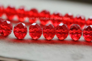 4-12 mm Red Edge Crystal Glass Beads pictures & photos
