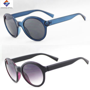 New Promotion Fashion Simple Plastic Sungalsses and Colourful