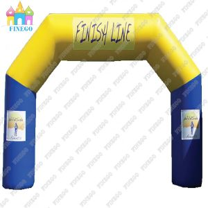 Outdoor Durable Inflatable Advertising Arch for Rental Business pictures & photos