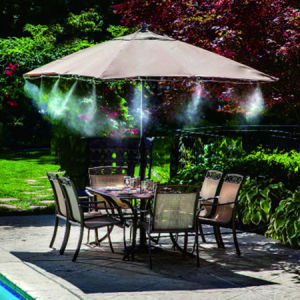 Outdoor Cooling Water Mist System, Spray Mist Hose pictures & photos