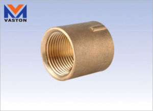 Brass Tee Plumbing Fitting (VT-6850) , Compression Fitting pictures & photos