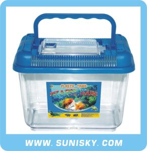 Plastic Fish Tank Blue SPF-8801 pictures & photos