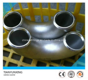 Manufacturer U Bend Stainless Steel 180 Degree Elbow pictures & photos