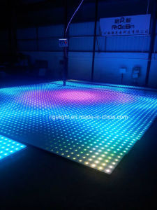 Base Price 60*60cm LED Digital Dance Floor for Stage Wedding Light pictures & photos