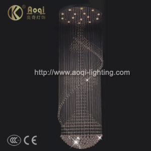 2011 Modern Crystal Ceiling Lamp (AQ10103) pictures & photos