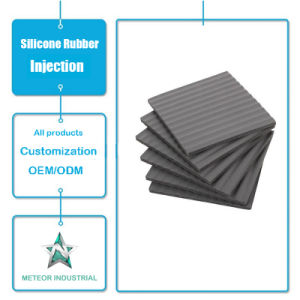 Customized Decorative Material Ground Tile Silicone Rubber Mat Injection Tool pictures & photos