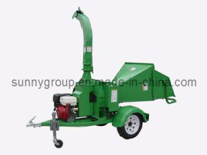 13HP Honda Gasoline Wood Chipper pictures & photos