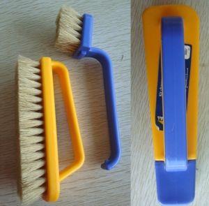 Super Quality Hog Hair Shoe Brush 2PCS a Set pictures & photos