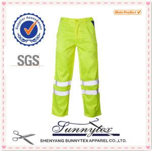 Sunnytex Durable Mens Hi-Vis Trousers pictures & photos