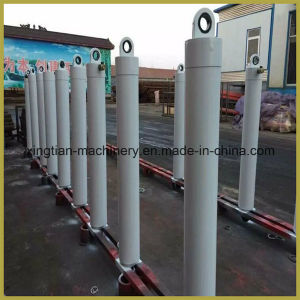 Fe/FC/Fee Hyva Type Telescopic Hydraulic Cylinder for Heavy Dump Truck/Trailer/Dumper pictures & photos