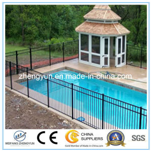 Temporary Pool Fence (Hot-dipped Galvanized& PVC Coated) pictures & photos