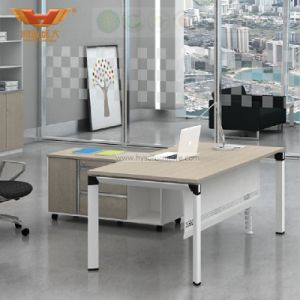 Executive Table Computer Desk Home Office Furniture Office Desk (H50-0101) pictures & photos