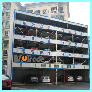 China CE Parking Multiple Floors Parking Equipment pictures & photos
