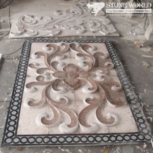 Stone Carving Relievo Wall Panel for Indoor Decoration (CV032) pictures & photos