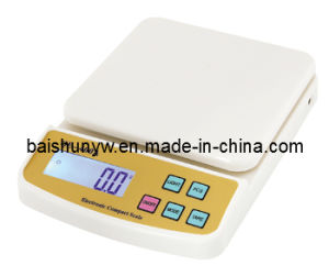 5kg Digital Kitchen Scale (SF-400A) pictures & photos