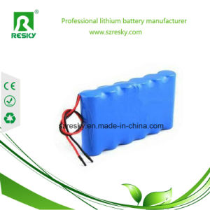 7.4V Li-ion 18650 6ah Battery Pack for Unicycle Self Balancing