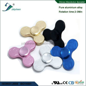 Relax The Pressure Alloy of Wintersweet Shape Hand Spinner Toys pictures & photos
