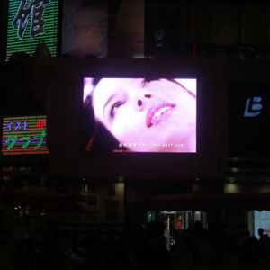 Outdoor Waterproof SMD LED Screen P10 pictures & photos
