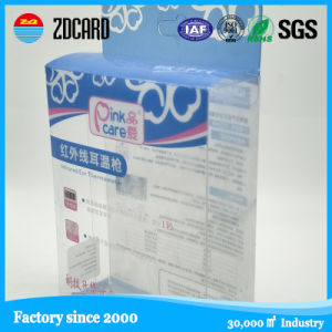 Printed Clear PVC Packaging Small Plastic Boxes Wholesale pictures & photos