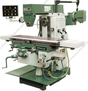 Universal Knee Type Milling Machine (MW6032B) pictures & photos