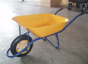 Metal Wheel Barrow Wb6400 pictures & photos
