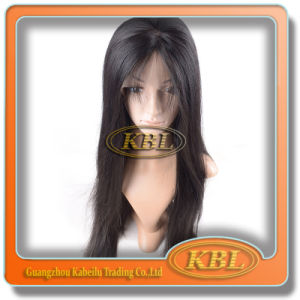 Lace Front Wig of Brazilian Hair Wig pictures & photos