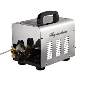 20 Nozzles High Pressure Misting System Fog Machine for Outdoor Space with Timer pictures & photos
