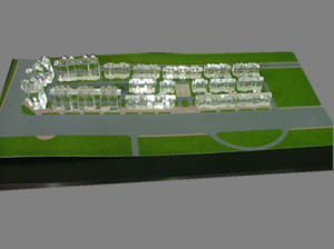 Crystal Model, Scale Model Making (JW-285) pictures & photos