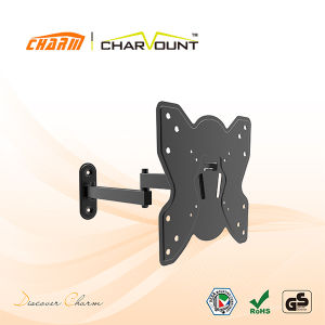 TV Wall Mount Brackets Suitable 17′′-42′′ Tvs (CT-LCD-MU304) pictures & photos