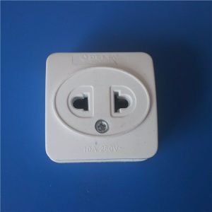 Fire Resistance High Quality Socket (Y-111) pictures & photos