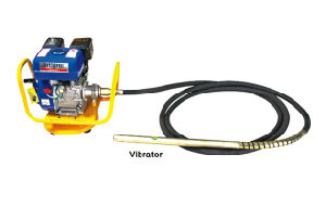 Construction Tool Concrete Vibrator pictures & photos
