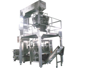 Xfl-200 Automatic Vertical Weighing and Packing Machine pictures & photos