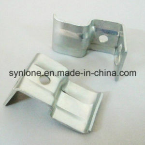 Drawing Design Customized Steel Stamping Parts with Zinc Plating pictures & photos