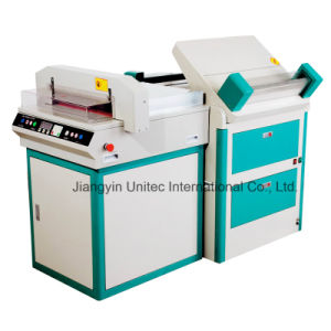 5-in-1 Photobook Making Machine Kc-530 pictures & photos