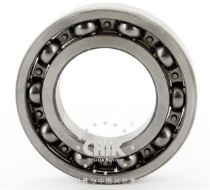 ABEC1/ABEC3/ABEC5 6210 2RS Single Row Deep Groove Ball Bearings pictures & photos