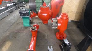 Drilling Well 3-Cylinder Single Acting Piston F500 Mud Pump pictures & photos