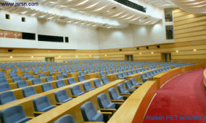 Polyester Fibre Acoustic Panel for Auditorium Wall pictures & photos