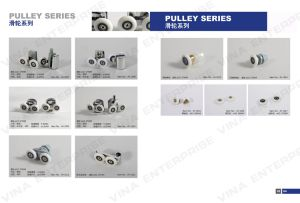 Shower Room Door Wheel Roller Accessories