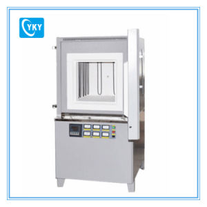 1700c High Temperature Heat Treatment Electricl Ab Muffle Furnace with 64L Capacity pictures & photos