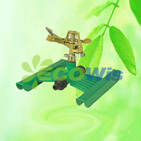 Zinc Alloy Sled Base Impulse Spray Irrigation Sprinkler pictures & photos