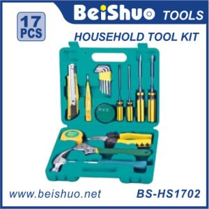 17 PCS Household Hand Tool Set Kit pictures & photos