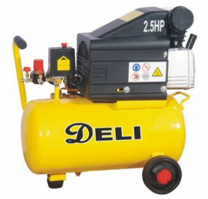 CE SGS 2.5HP 25L Direct Driven Air Compressor (ZFL-25) pictures & photos