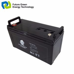 12V 200ah Deep Cycle Lead Acid Solar Power System Panel Battery pictures & photos
