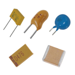 Surface Mount Standard Tantalum Capacitors pictures & photos