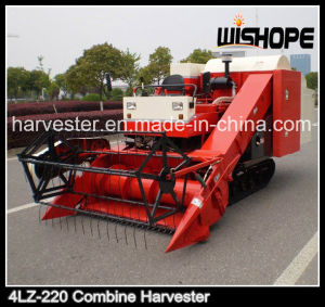 Classis Type Horizontal Axis Flow Full Feeding Rice Harvester pictures & photos
