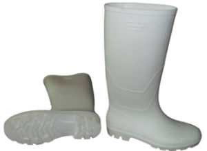 CE Approved PVC/Rubber Boots W/O Steel pictures & photos
