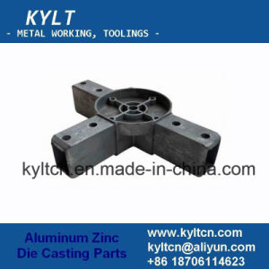 High Pressure Injection Aluminum Chair Arms/Foot Parts pictures & photos